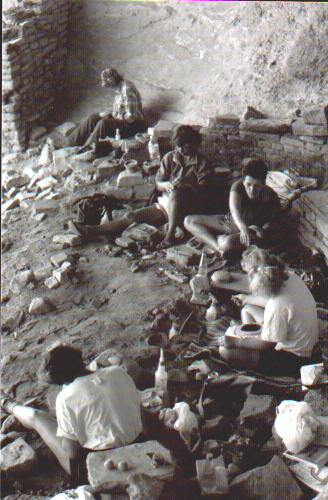 Sand Canyon Workshop 1989